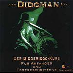 Lern CD für Anfänger Didgeman 1, super gut
