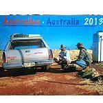 Poster Kalender Australien 58x45 cm 2013