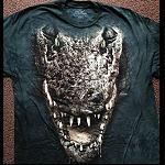 T Shirt  Crocodil  Nothern Territories XL