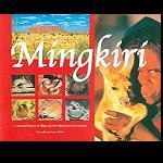 Heft Mingkiri (Uluru) Umgebung, Text englisch
