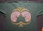 T Shirt Aborigines Echidna Ameisen Igel M