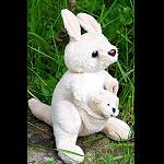 Känguru Mini mit Baby