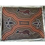 orig Malerei auf Leinen  92x72 cm