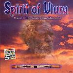Traditionelles Didgeridoo Aborigines - ULURU