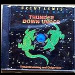 cd Thunder Down Under   drums djembe