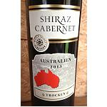 Rotwein south eastern Shiraz Cabernet 2013