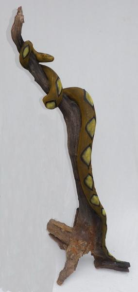 Schlange Boa / Python hoch 160cm