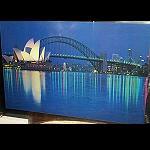 Bild Sydney + Licht-Wassereffekt reflektio
