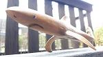 Riff Hai Shark aus Holz 27cm