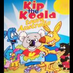 Kip the Koala - Activity Book - Kinderbuch