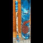 Didgeridoo Eukaluyptus Blue Dream 140cm