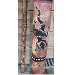 Didgeridoo orig Eukalyptus 140cm