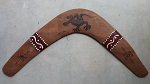 Aborigines Bumerang  - Antik   ca. 50cm