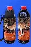 Kühler 0,5l  PET Flasche  Neoprenmantel