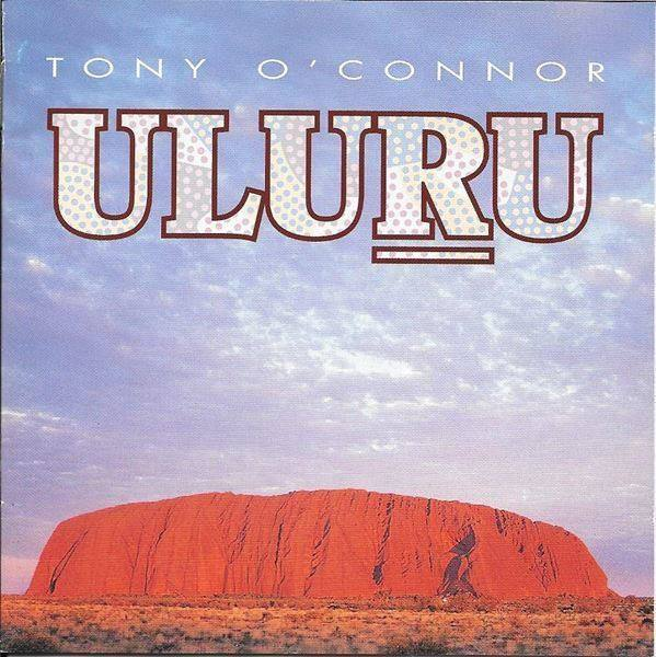 CD Tony O'Connor Entspannungsmusik  ULURU