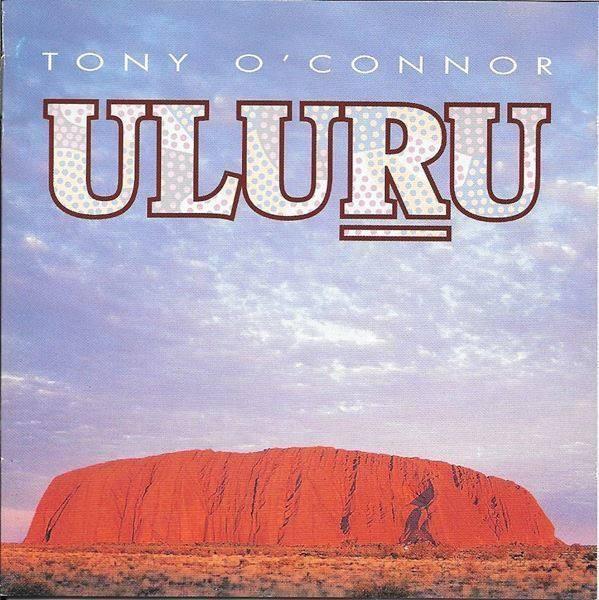 CD Tony O'Connor Entspannungsmusik  ULURU