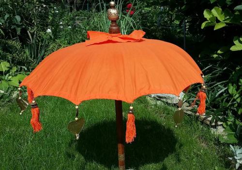 bali schirm farben creme wei orange 80cm kaufen im australien versand shop. Black Bedroom Furniture Sets. Home Design Ideas