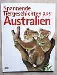 Buch Tiergeschichten aus Australien A4