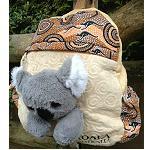 Kinder Rucksack Koala 28cm