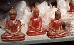 Kunst Glas Buddha Figuren POSTEN
