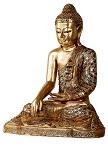Buddha Thailand sitzend 50cm