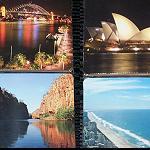 Untersetzer Coaster Sydney Bridge 4er Set