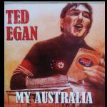 cd Ted Egan Pub Musik MY AUSTRALIA
