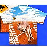 T Shirt Outback Roo  Spezial strech Netz