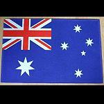 Fußmatte Flagge Australien 40x70cm