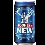 Tooheys New Bier  Dose 0,375