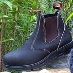 Redback AussiCountry Stiefel schwarz braun