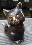 20x Bronze Love Cat  9cm