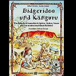 Lern Kinder Buch  Didgeridoo und Känguru