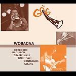 CD Wobadaa Groovy  Didgeridoo