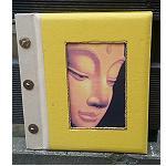 A4 Tage Gäste Notiz Buch Fotoalbum Reispap