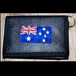 Geldbörse Australien Flagge
