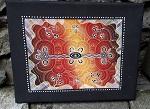 Malerei Aborigines Leinen Keilrahmen