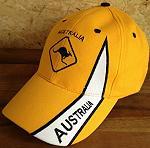 Base Cap Australien Roadsign Känguru