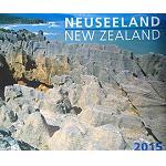 Kalender Neuseeland 58x45cm 2015