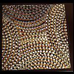 Poster 4er-Set Aborigines Malerei ca.45x35