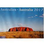 Kalender Australien 58x46cm  2017