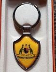 Schlüsselanhänger  Wappen Australien