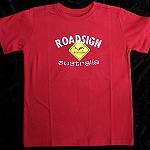 Kinder T-Shirt weißer Hai Schild Australia