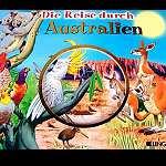 Buch Reise durch Australien  mit CD