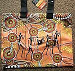 Einkaufstasche aus Baumwolle 35cm