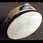 Schellenkranz 16cm Tamburin