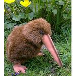 Stofftier Kiwi, Neuseeland,  20cm