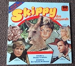 Langspielplatte Skippy das Känguruh ANtik