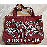 Shopping Bag Einkaufstasche Tasche Aborigi