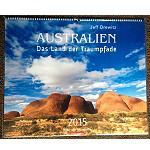Kalender Australien 45x56cm Drewitz 2015